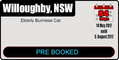 Willoughby Booked